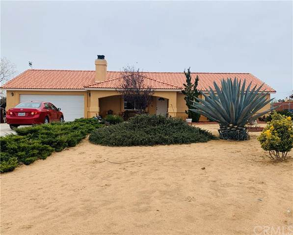 57943 Pimlico Street, Yucca Valley, CA 92284 (#302316190) :: Whissel Realty