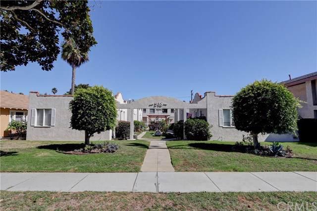 518 South Catalina Street, Redondo Beach, CA 90277 (#302316230) :: Whissel Realty