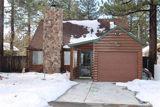 296 N Eureka Drive, Big Bear, CA 92315 (#302316537) :: Whissel Realty