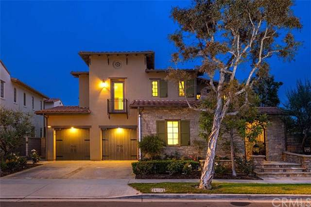 28 Silhouette, Irvine, CA 92603 (#302317015) :: Whissel Realty