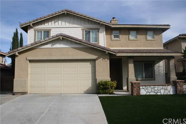 3523 Rock Butte Place, Perris, CA 92570 (#302317182) :: Whissel Realty