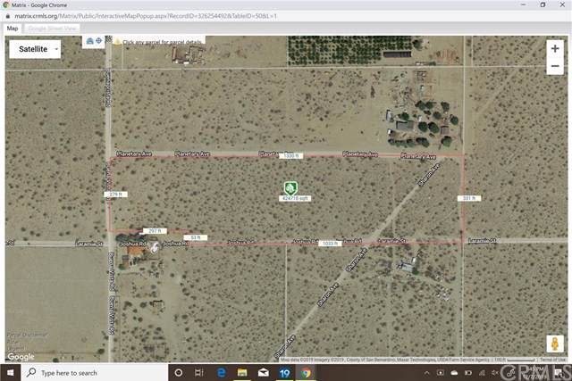 0 Joshua, Lucerne Valley, CA 92356 (#302317361) :: Whissel Realty