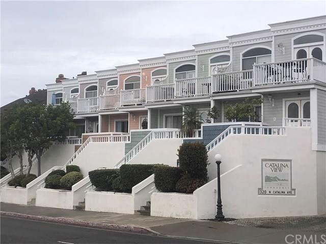 320 N Catalina Avenue #9, Redondo Beach, CA 90277 (#302317389) :: Whissel Realty
