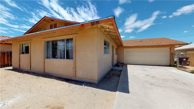 72138 Sunnyslope Drive, 29 Palms, CA 92277 (#302317415) :: Ascent Real Estate, Inc.