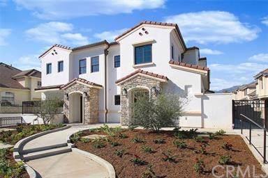 415 California Street C, Arcadia, CA 91006 (#302317436) :: Whissel Realty