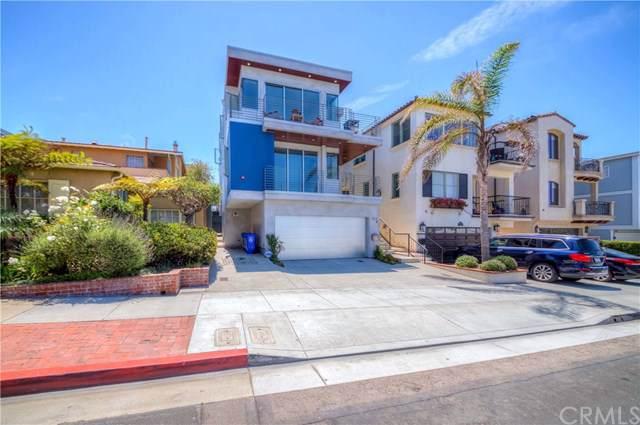 432 Marine Avenue, Manhattan Beach, CA 90266 (#302317588) :: Whissel Realty