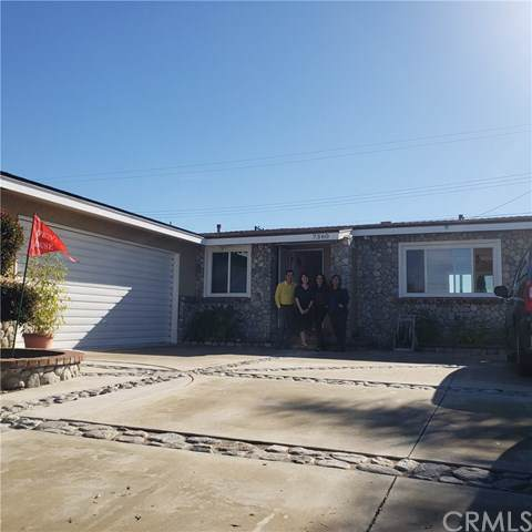 7360 Thunderbird Lane, Stanton, CA 90680 (#302317623) :: Whissel Realty