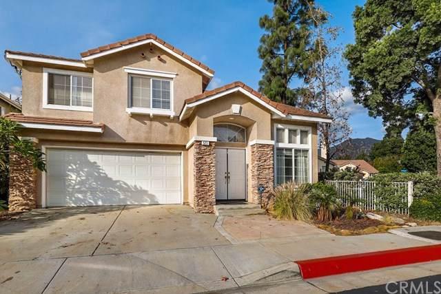523 Hidden Valley Drive, Azusa, CA 91702 (#302318054) :: Ascent Real Estate, Inc.