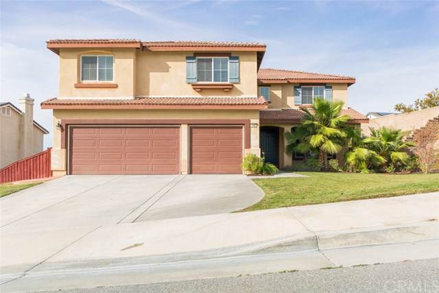 11487 Demaret Drive, Beaumont, CA 92223 (#302318264) :: Whissel Realty