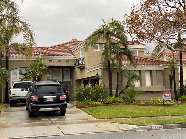 14130 Crescenta Way, Rancho Cucamonga, CA 91739 (#302318395) :: Whissel Realty