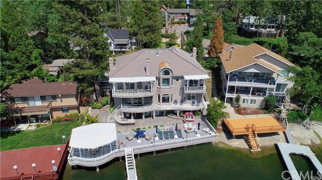 39339 Blue Jay Drive, Bass Lake, CA 93604 (#302318428) :: Whissel Realty