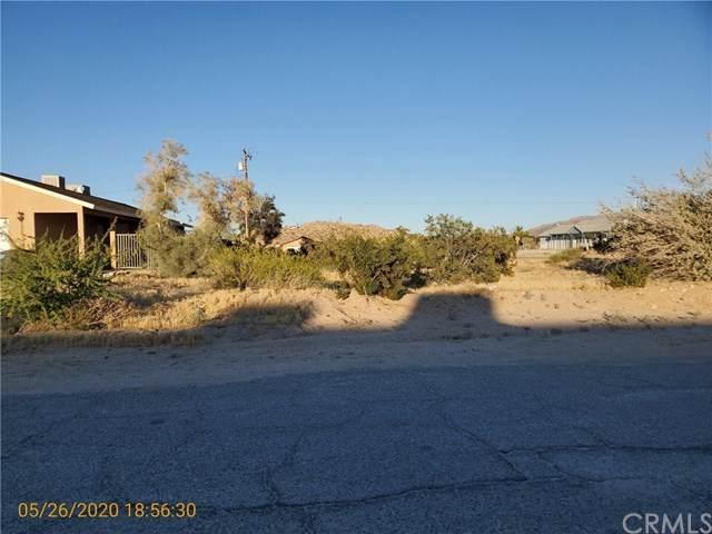 0 Juanita, 29 Palms, CA 92277 (#302318505) :: Ascent Real Estate, Inc.