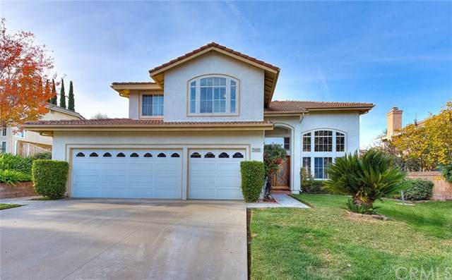 15000 Avenida Compadres, Chino Hills, CA 91709 (#302319049) :: Whissel Realty