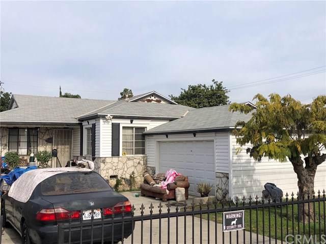 12049 163rd Street, Norwalk, CA 90650 (#302319120) :: Whissel Realty