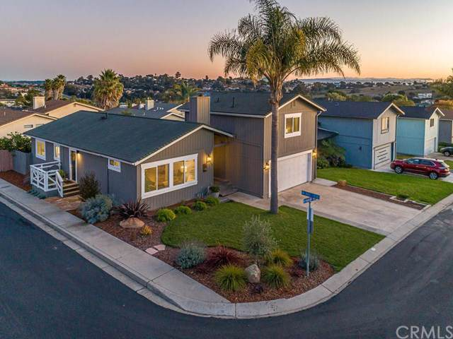 125 Marian Way, Pismo Beach, CA 93449 (#302319539) :: Cane Real Estate