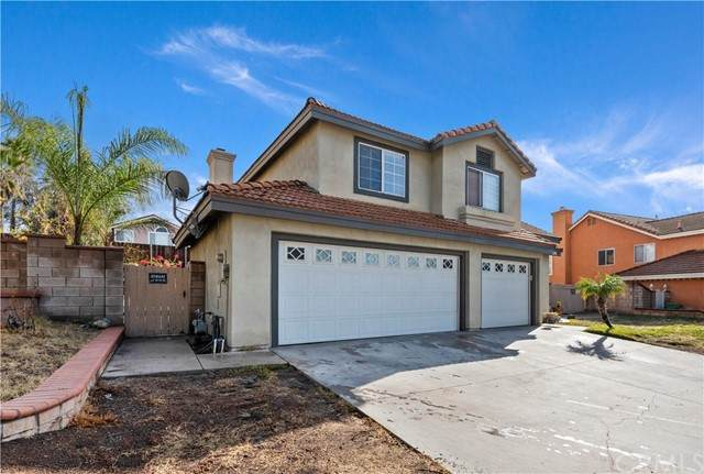 13138 Palisade Place, Moreno Valley, CA 92553 (#302319692) :: Whissel Realty