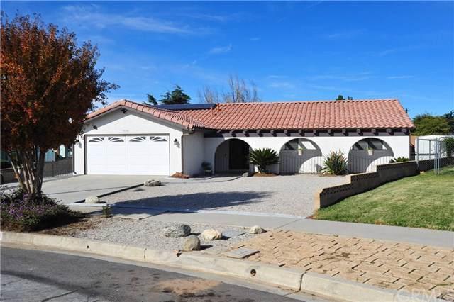 12718 Blossom Avenue, Yucaipa, CA 92399 (#302320045) :: Whissel Realty
