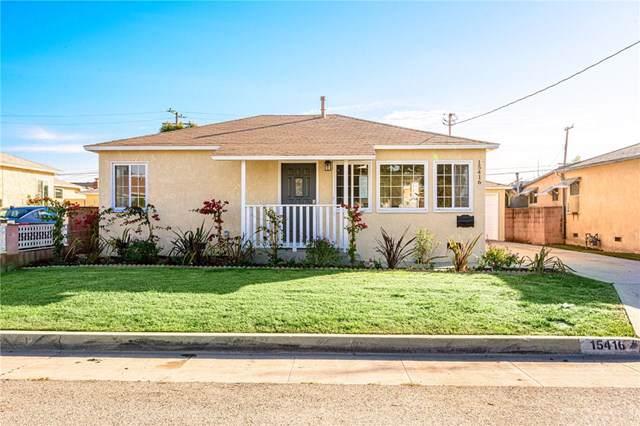 15416 Longworth Avenue, Norwalk, CA 90650 (#302320115) :: Whissel Realty