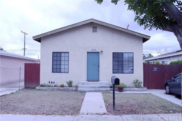 4719 Oak Street, Pico Rivera, CA 90660 (#302320157) :: Compass