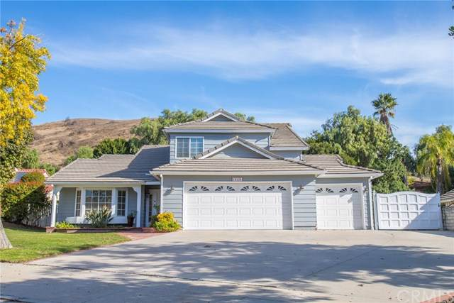 10120 Janetta Way, Shadow Hills, CA 91040 (#302320191) :: Cay, Carly & Patrick | Keller Williams