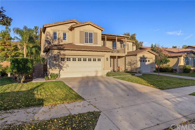 11937 Southwind Way, Yucaipa, CA 92399 (#302320363) :: Whissel Realty