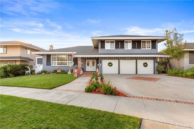 268 S Violet Lane, Orange, CA 92869 (#302320457) :: Whissel Realty