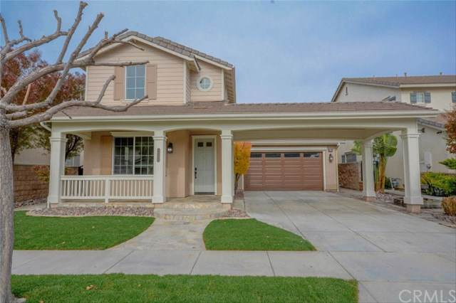 12780 Spring Mountain Drive, Rancho Cucamonga, CA 91739 (#302320678) :: Whissel Realty