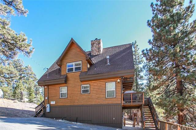 419 Castella Lane, Big Bear, CA 92315 (#302320723) :: Whissel Realty