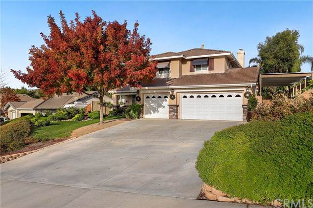 33370 Rosemond Street, Yucaipa, CA 92399 (#302321374) :: Whissel Realty