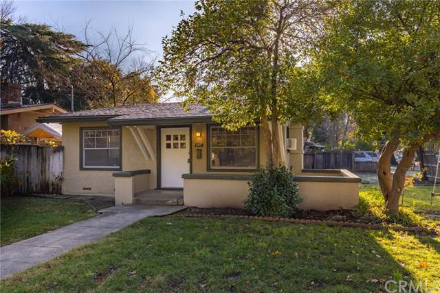 247 W 2nd Avenue, Chico, CA 95926 (#302321444) :: Whissel Realty