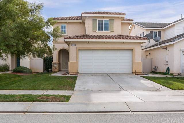 1663 Apollo Way, Beaumont, CA 92223 (#302321473) :: Whissel Realty