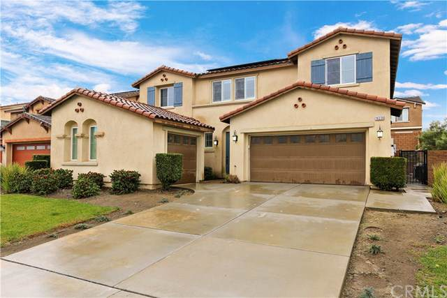 16236 Plum Street, Fontana, CA 92336 (#302322119) :: Whissel Realty