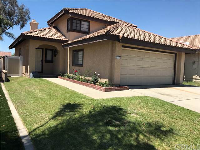 7484 Villa Crest Place, Rancho Cucamonga, CA 91730 (#302322392) :: Whissel Realty