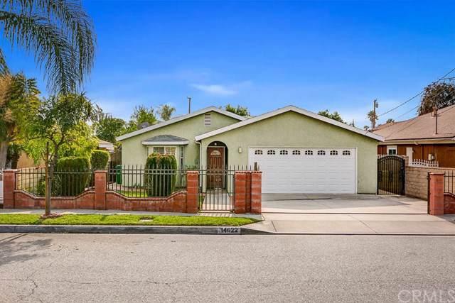 14622 California Avenue, Baldwin Park, CA 91706 (#302322440) :: Whissel Realty