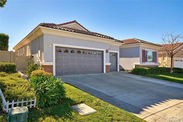 961 Avenal Way, Beaumont, CA 92223 (#302322451) :: Whissel Realty