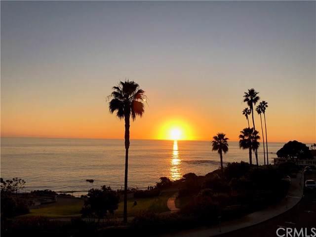 530 Cliff Drive #103, Laguna Beach, CA 92651 (#302322868) :: The Stein Group