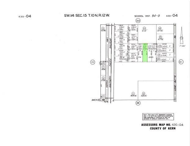 0 430-040-23-00-4 Ericka, Mojave, CA 93501 (#302327077) :: Keller Williams - Triolo Realty Group