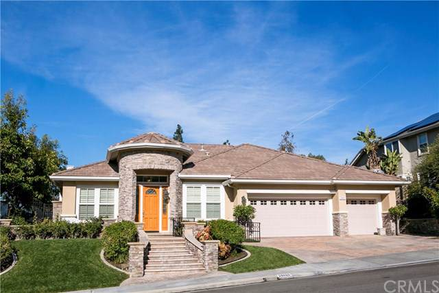 20055 Via Monita, Yorba Linda, CA 92887 (#302331172) :: Whissel Realty