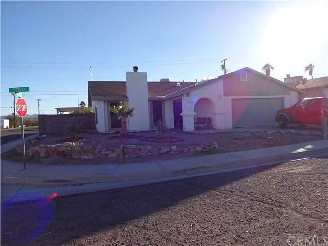 1900 Cortez Street, Needles, CA 92363 (#302337158) :: Whissel Realty