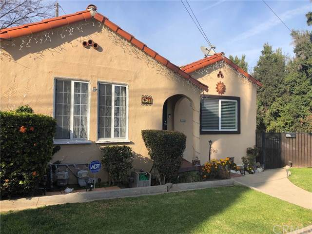 907 E Mountain View Terrace, Alhambra, CA 91801 (#302369017) :: COMPASS