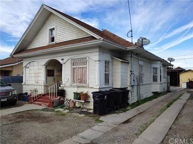 1295 W 35th Street, Los Angeles, CA 90007 (#302394440) :: Coldwell Banker West