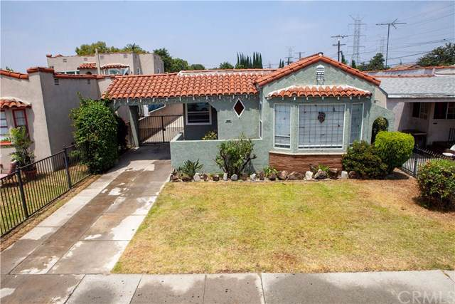 9219 Stanford Avenue, South Gate, CA 90280 (#302394611) :: Whissel Realty