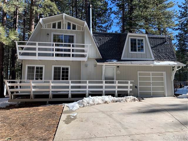 593 Ponderosa Drive, Big Bear, CA 92315 (#302395046) :: Compass