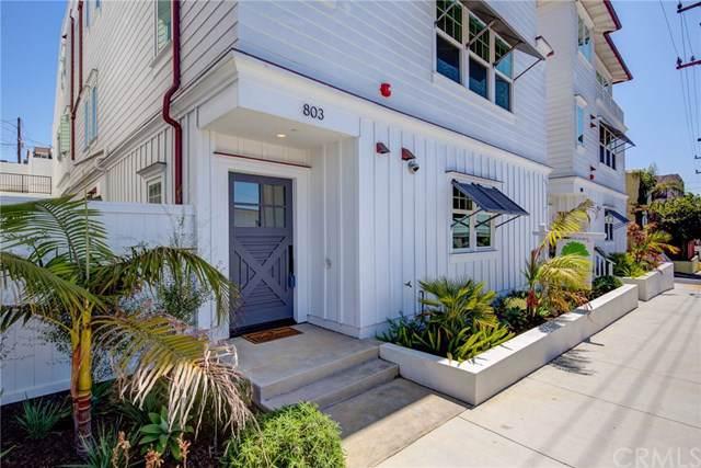 803 19th Street, Hermosa Beach, CA 90254 (#302395832) :: COMPASS