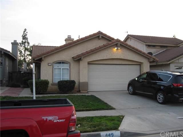 449 Granite View Drive, Perris, CA 92571 (#302398482) :: Whissel Realty