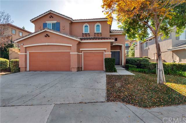 4 Plaza Avila, Lake Elsinore, CA 92532 (#302399607) :: Whissel Realty