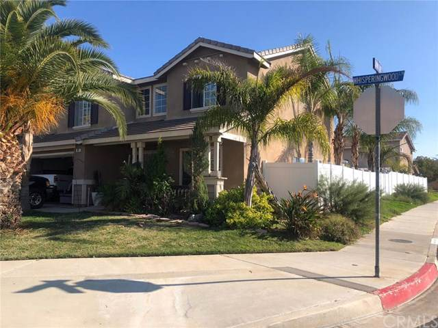 971 Whispering Wood Lane Lane, Perris, CA 92571 (#302400864) :: Whissel Realty