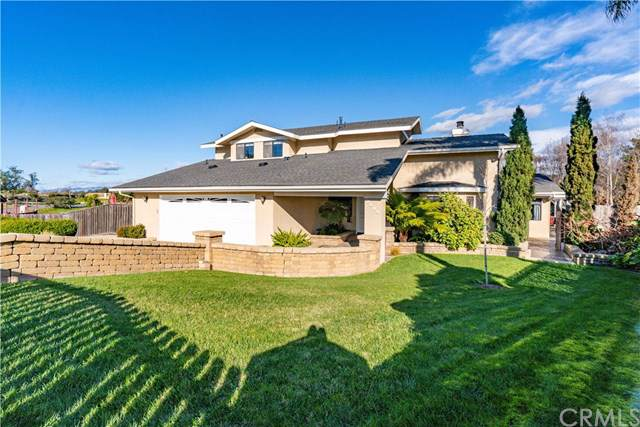 2408 Mustang Drive, Arroyo Grande, CA 93420 (#302400938) :: Whissel Realty