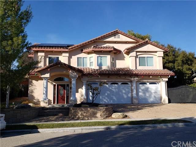 213 Grand Canyon Drive, Paso Robles, CA 93446 (#302401017) :: Compass