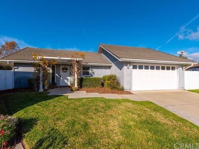 169 Vard Loomis Court, Arroyo Grande, CA 93420 (#302401111) :: Whissel Realty